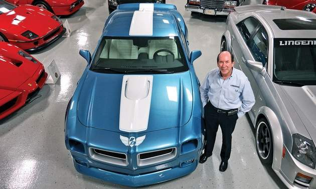 Lingenfelter Opens Private Car Collection For One Day Tour