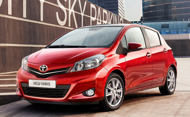 New toyota yaris builds on the model 39 s key strengths autoguide com news