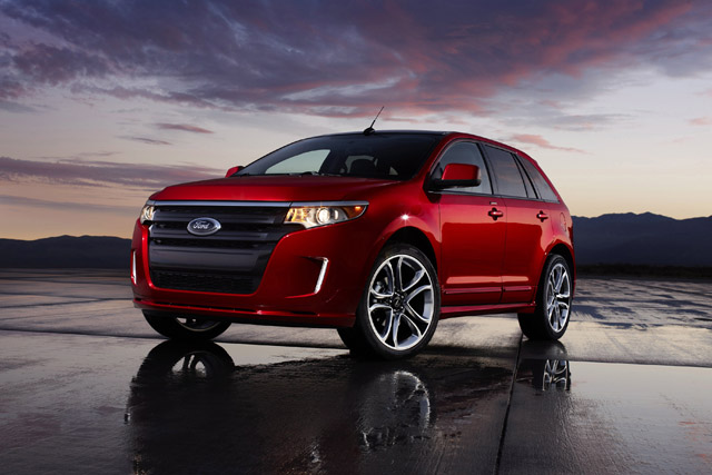 2011 Ford Edge For Sale >> 2014 Ford Edge to Drop V6, Go Turbo 4-Cylinder Only ...