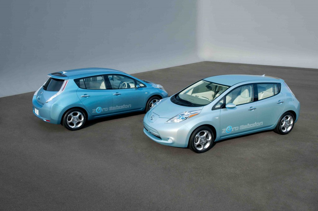 2012 nissan leaf hits new markets with a price hike. Black Bedroom Furniture Sets. Home Design Ideas