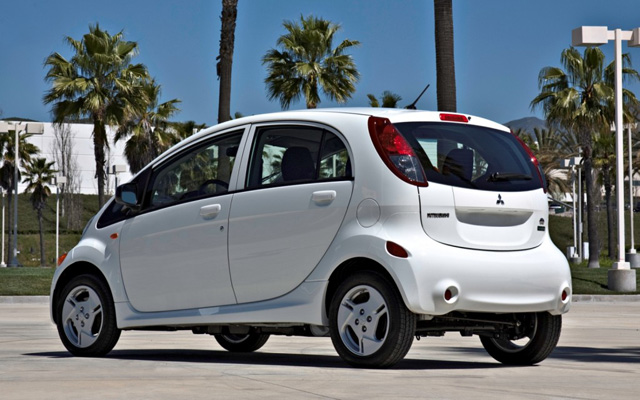 Mitsubishi i-MiEV Electric Car Overtakes Chevy Volt ...