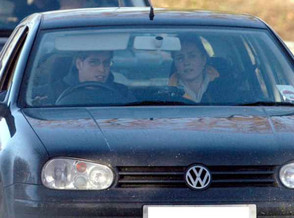 Kate Middleton S 2001 Vw Golf For Sale On Ebay 187 Autoguide