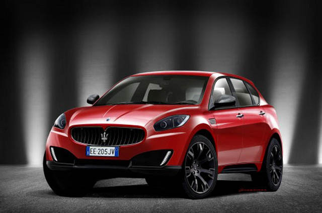Maserati SUV To Be Revealed In Frankfurt This September » AutoGuide.com News