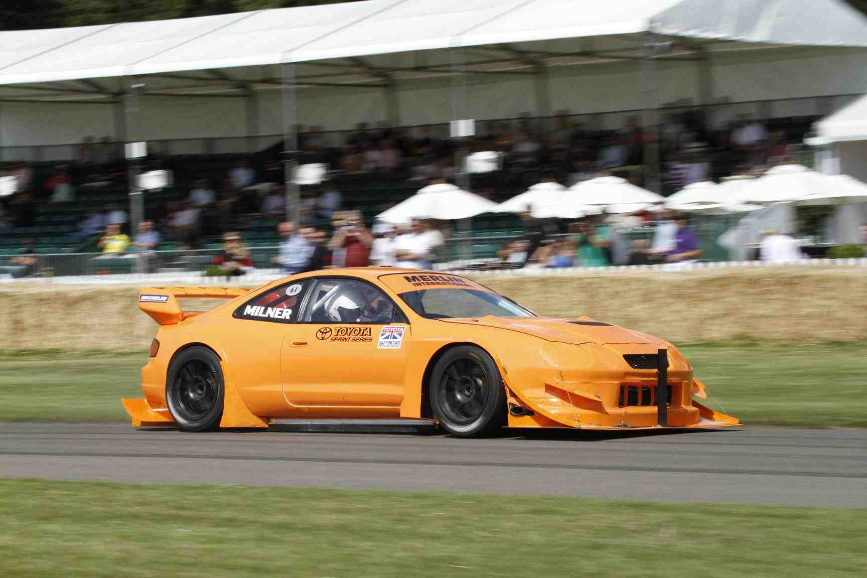 Toyota Celica Race Car