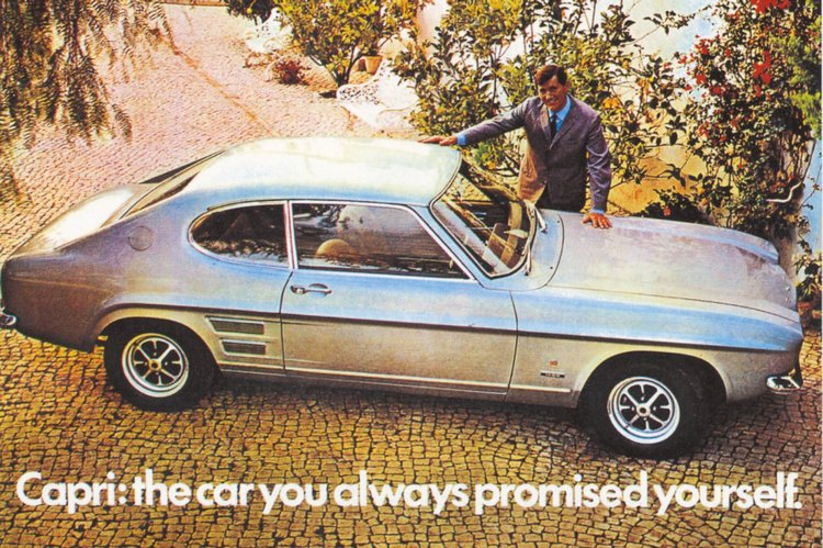 Ford Capri May Make A Comeback In Europe 187 Autoguide Com News
