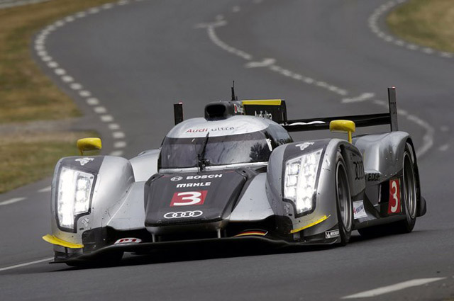 Watch All Hours Of Audi S Le Mans Race To Victory In Just