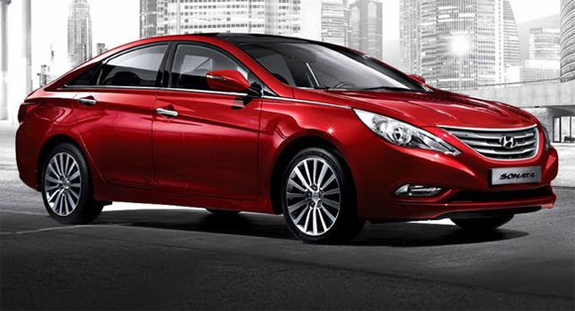 2013 Hyundai Sonata Facelift Previewed In 2012 Korean