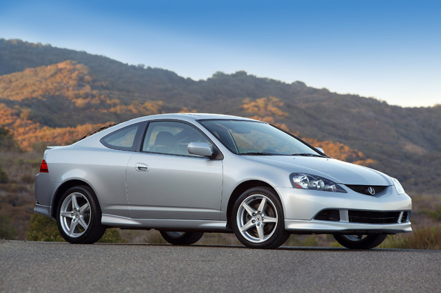 Acura Rsx Sedan To Arrive In 2013 Coupe To Follow