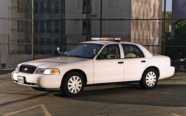 Ford Crown Victoria Being Hoarded By Police Departments