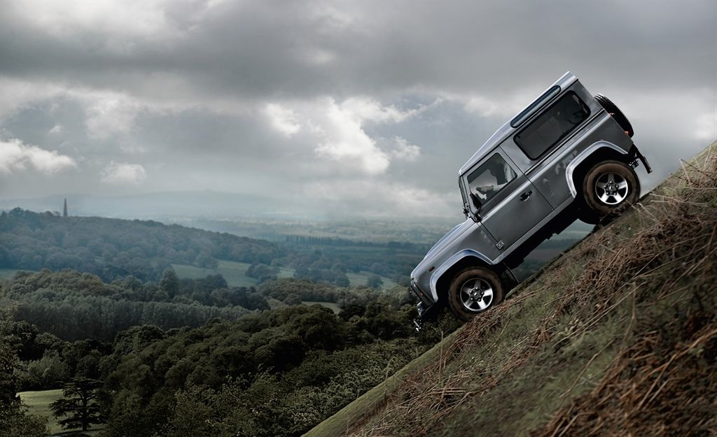 Land Rover To Embark Upon A Decade Of Dieting
