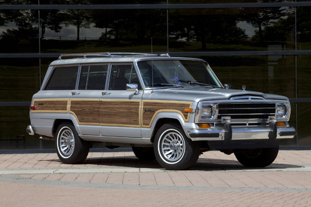 Jeep Grand Wagoneer 3Row SUV Coming in 2013 Plus Three Fiat