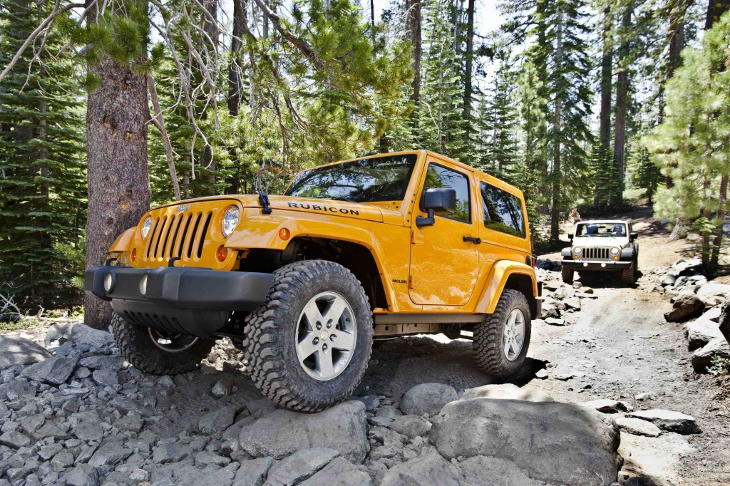 Jeep Offers Tips For Four-Wheeling In California ...