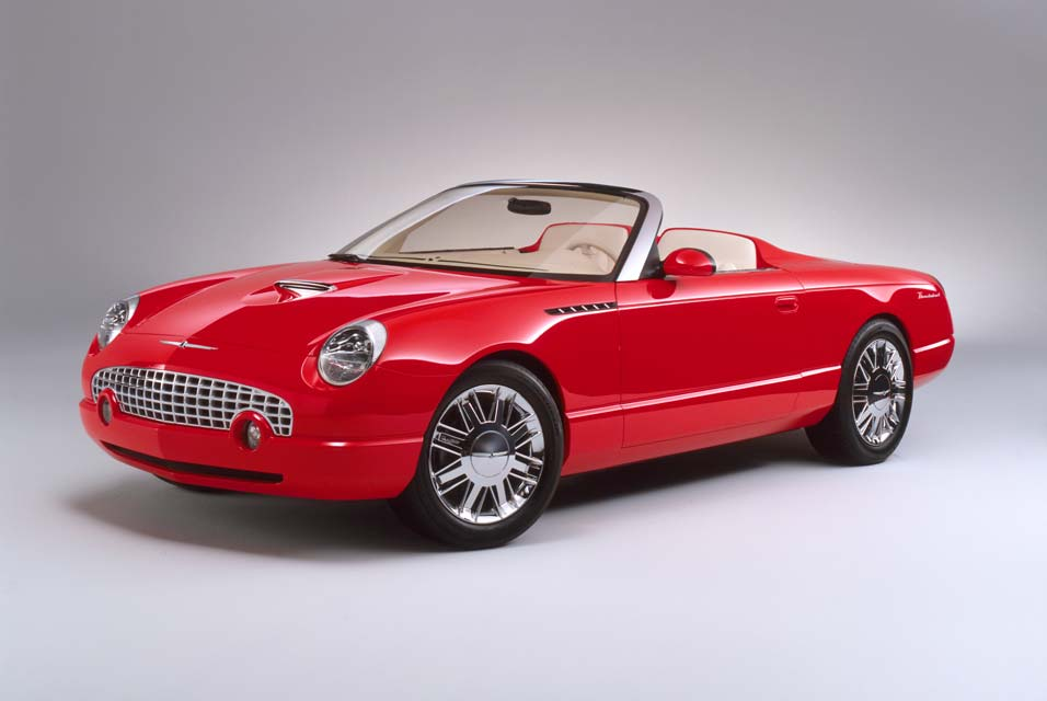 Ford concept cars to go on the auction block in monterey autoguide com news