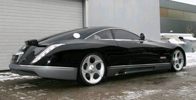 Rapper Birdman Allegedly Defaults On Payment For Maybach Exelero