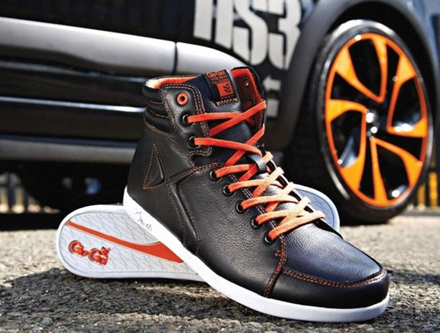Citroën DSC Racing Shoes Help You Put the Pedal to the ...