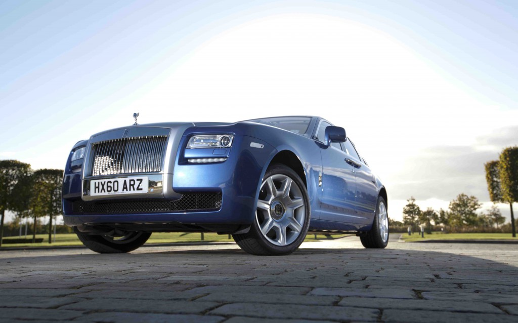 Cheap Car Insurance For Teens >> Rolls-Royce Ghost Will Remain Brand's Smallest Car ...