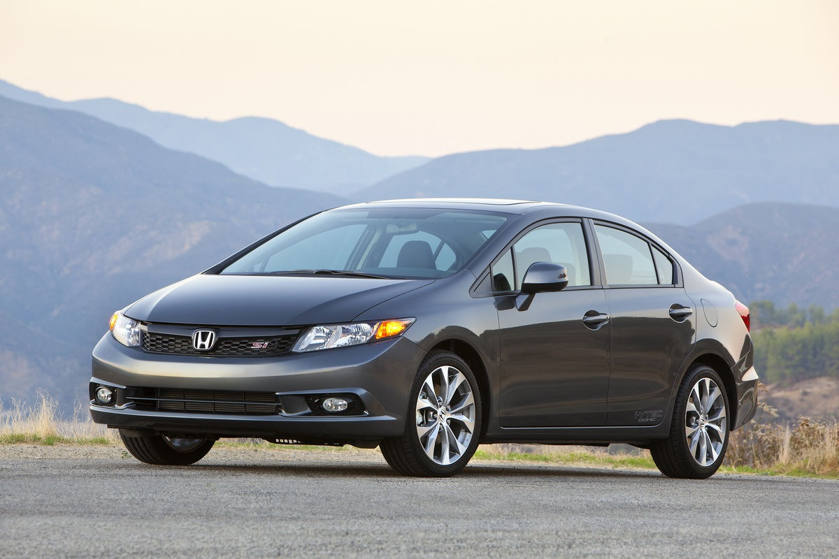 2012 honda civic si sedan news. Black Bedroom Furniture Sets. Home Design Ideas