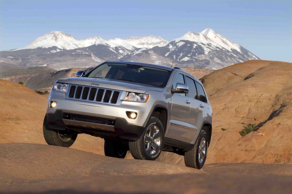 Jeep Grand Cherokee, Dodge Durango Win SUV and Full-Size ...