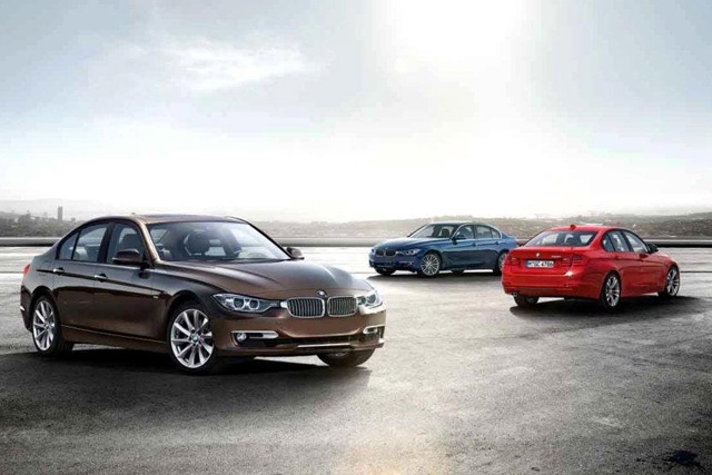 BMW Series Revealed AutoGuidecom News - 2013 bmw 318i