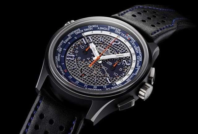 Limited Edition Jaeger Lecoultre Watch Inspired By Aston