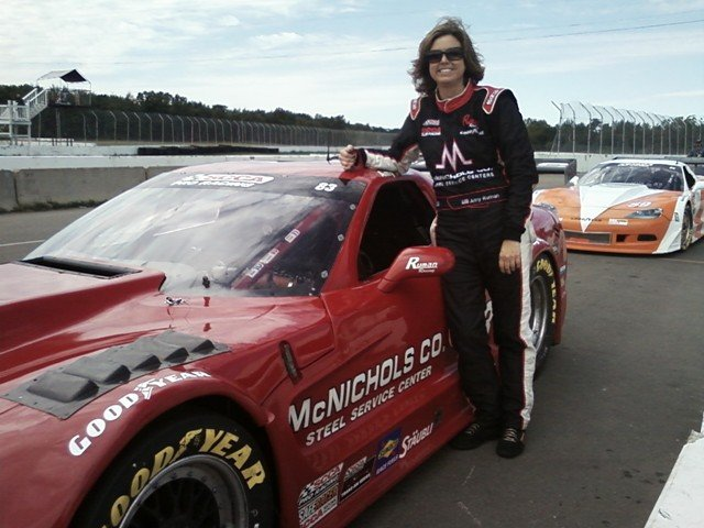 Amy Ruman Becomes First Woman to Win a Trans-Am Race ...