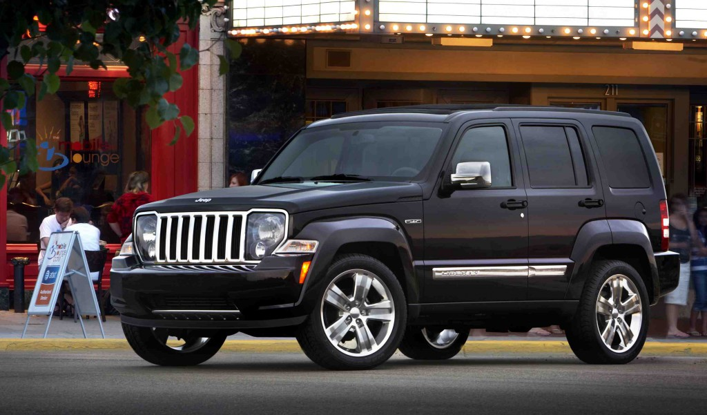 jeep liberty replacement may become car based crossover news. Black Bedroom Furniture Sets. Home Design Ideas