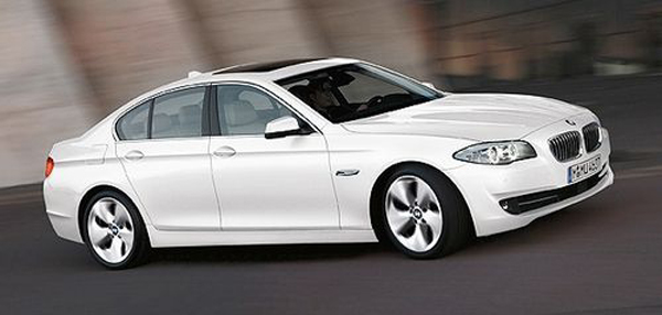 bmw 5 series hybrid to bow at 2011 tokyo auto show news. Black Bedroom Furniture Sets. Home Design Ideas