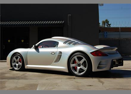 Cheap Cars For Sale >> Ruf CTR3 For Sale In California For $540,000 » AutoGuide ...