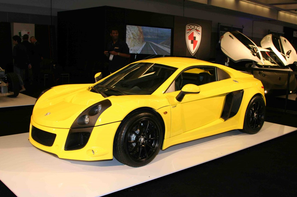 Mastretta Mxt Makes It S North American Debut 2011 La