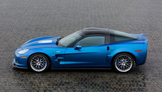 2014 Corvette to Get Evolutionary Design, No Split Window, 6.2L V8