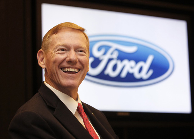 Ford Has Four Possible Ceo Contenders To Succeed Alan