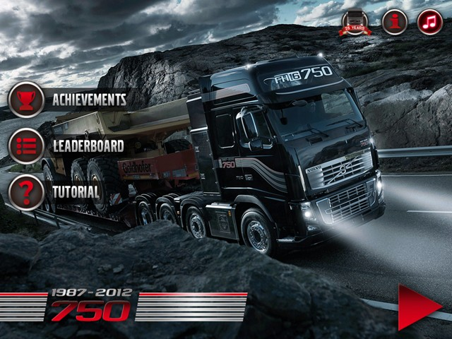 Spot Loan Reviews >> Volvo Launches FH16 750 Game for Smartphones and Tablets ...