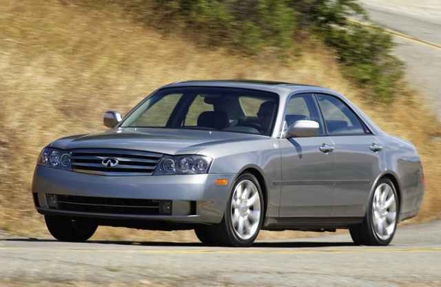 Infiniti M45 Under Investigation By Nhtsa For Fuel Gauge