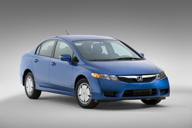 consumer reports blasts honda civic hybrid reliability. Black Bedroom Furniture Sets. Home Design Ideas