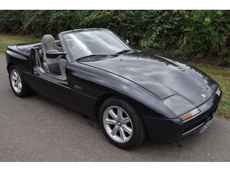 Rare Bmw Z1 For Sale In Canada 187 Autoguide Com News
