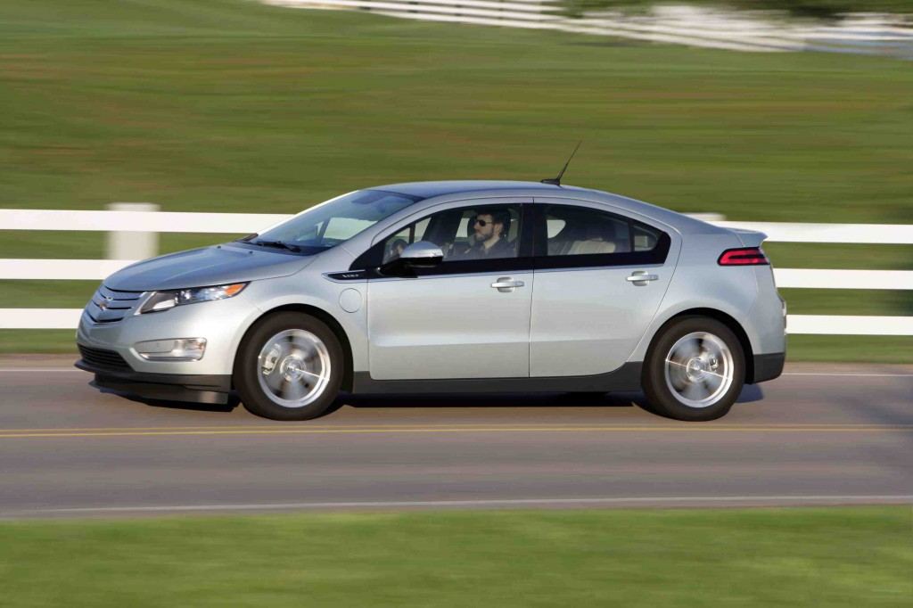 Chevrolet Volt Battery Issues Growing, Safety Findings May ...