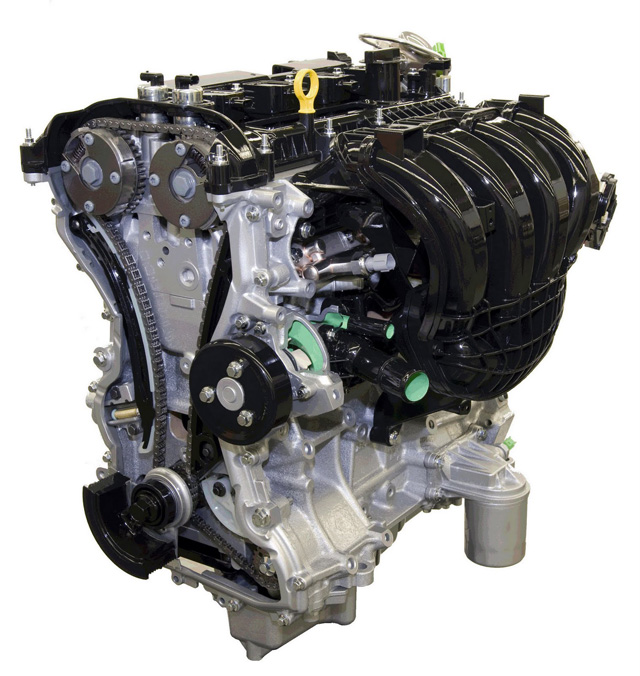 Ford Announces New Crate Engines, 2.0L EcoBoost Coming ...