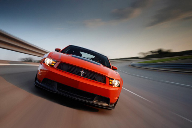 Electric Ford Mustang Under Development 187 Autoguide Com News