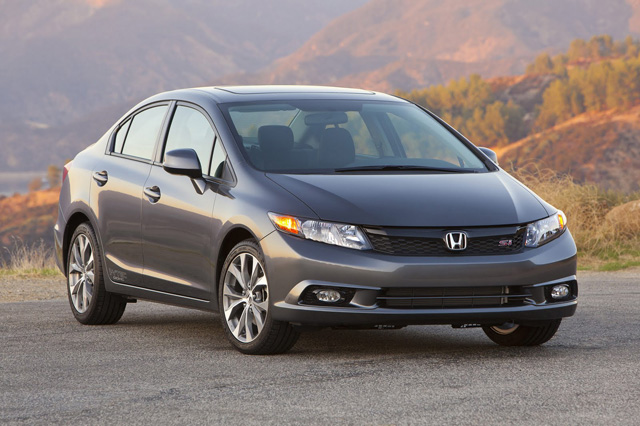 """Honda Civic Si Used >> 2012 Honda Civic Si Gets """"Recommended"""" Rating by Consumer Reports » AutoGuide.com News"""