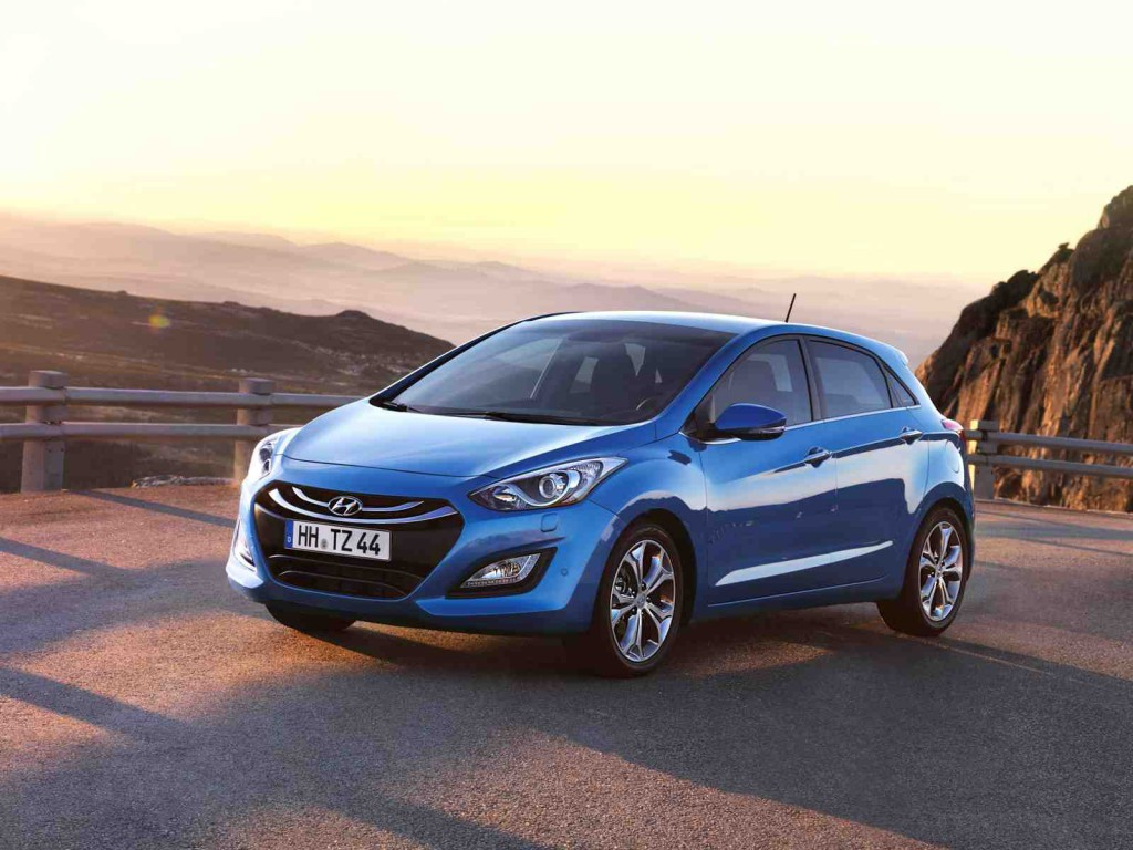 Hyundai I30 Elantra Touring To Get Turbo Engine