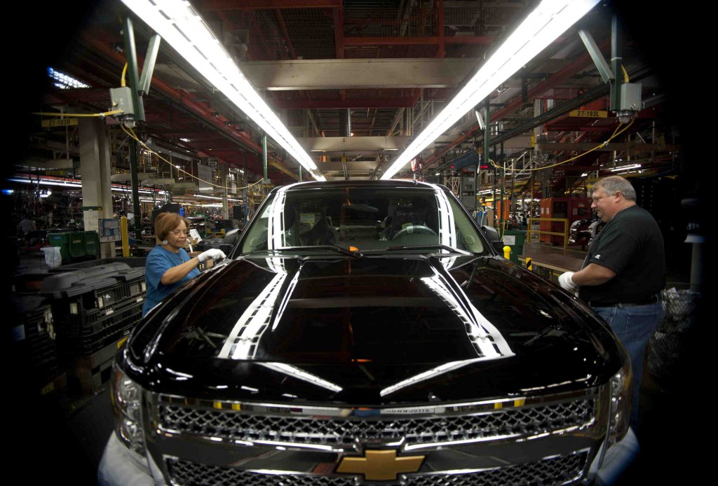Mercedes Of Arlington >> 21-Week Idle Scheduled for GM Truck Plants » AutoGuide.com ...