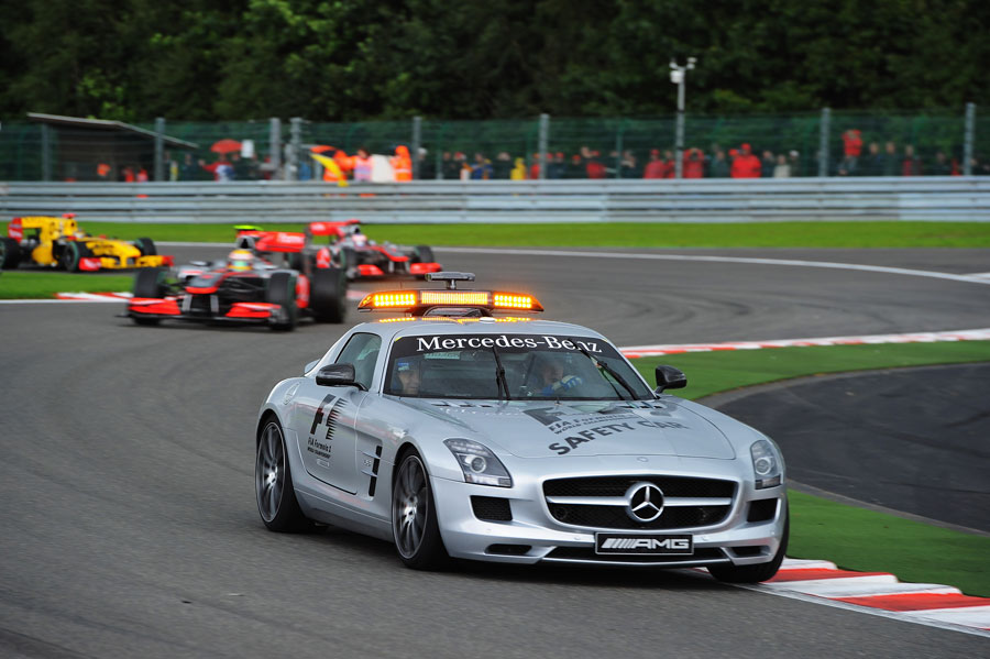 Mercedes Benz To Promote Amg In F1 187 Autoguide Com News