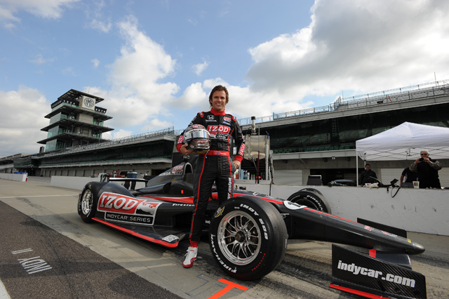 Dan Wheldon S Cause Of Death Determined By Indycar