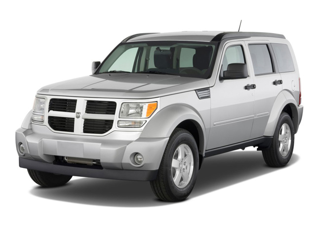 Dodge Nitro Suv Joins Caliber As A Discontinued Model