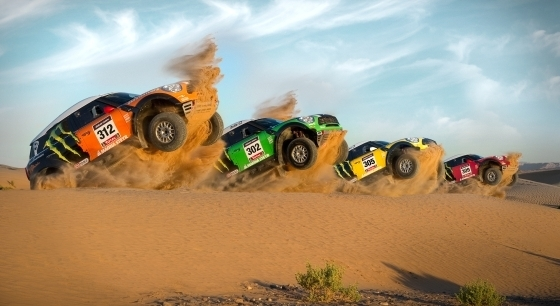 Mini Will Try To Conquer Dakar Rally In 2012 187 Autoguide