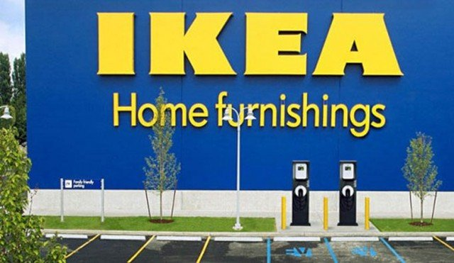 ikea adds ev charging stations at its san diego location