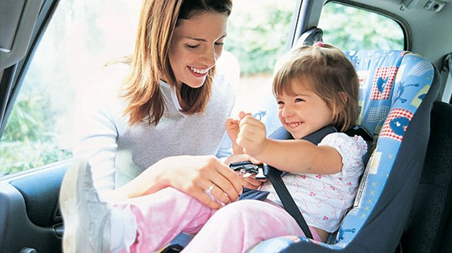 Study Finds Car Seats Safe For Overweight Children
