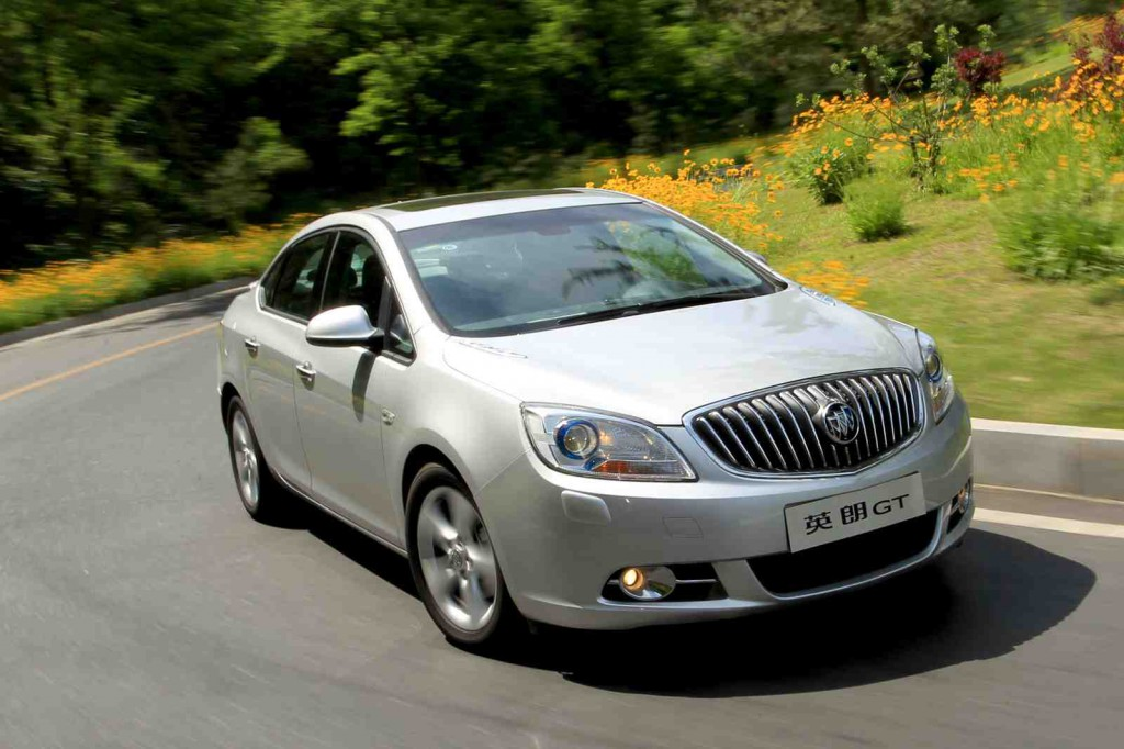 Buick Excelle Is China S Best Selling Car In 2011