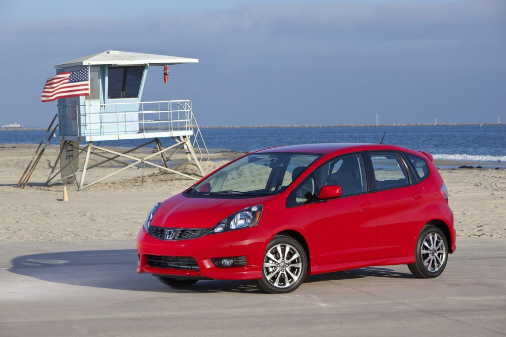 "Honda Fit Retains Consumer Reports ""Best Small Car Value ..."
