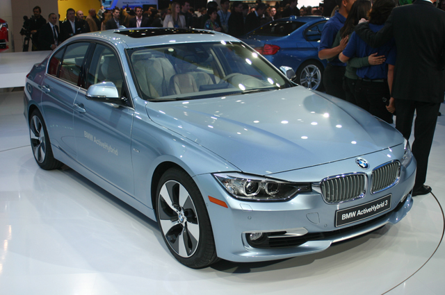 Bmw 3 Series Arrives With New Turbocharged Four Cylinder